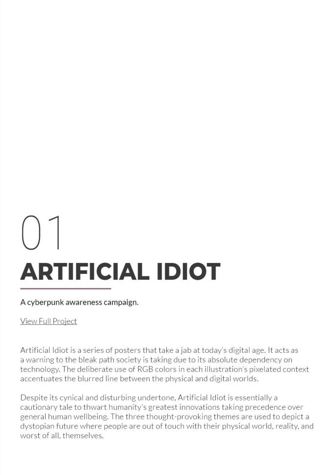 Artificial Idiot2